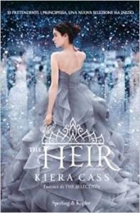 the heir di keira kass