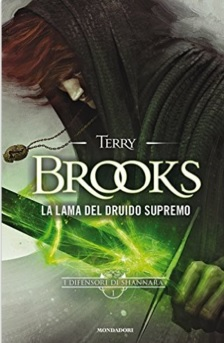 la lama del druido supremo di terry brooks