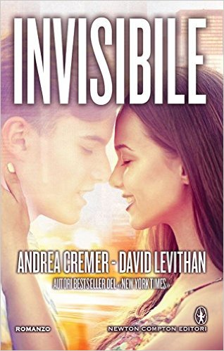 Invisibile – Andrea Cremer e David Levithan