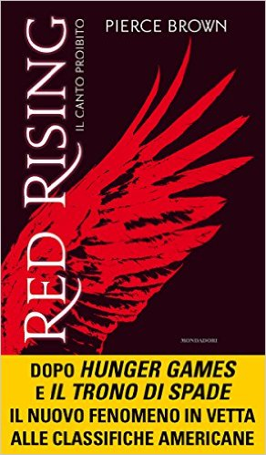 il canto proibito di pierce brown