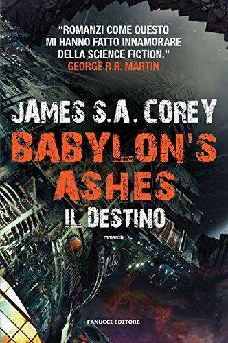 babylon's ashes di james s.a. corey